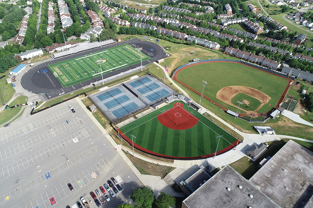 Athletic Field Construction Services